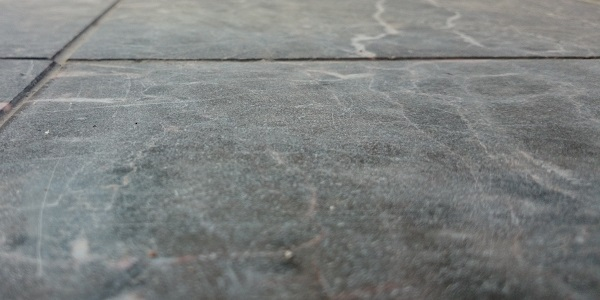 Black Marble Floor Restoration