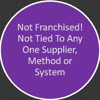 Not Franchised Or Tied To Any Supplier