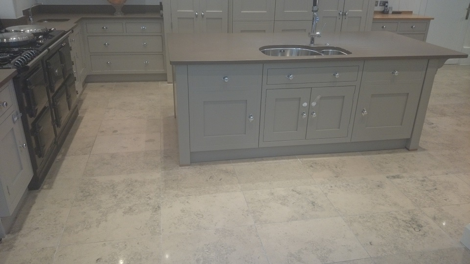 Limestone Floor Restorers, Surrey, Kent, Sussex